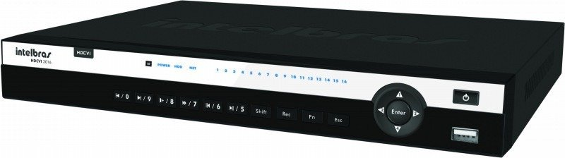 dvr intelbras vd 3116