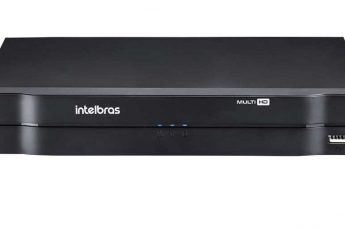 DVR Intelbras 16 canais