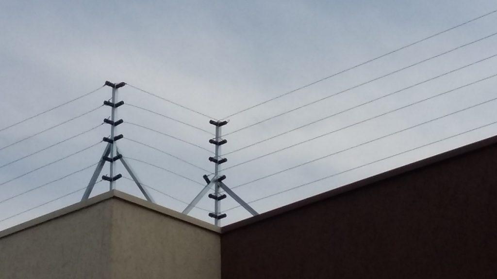 cerca eletrica residencial