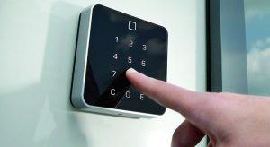 fechadura por biometria