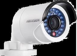 Câmera HD Hikvision 720P DS-2CE1AC0T-IRP